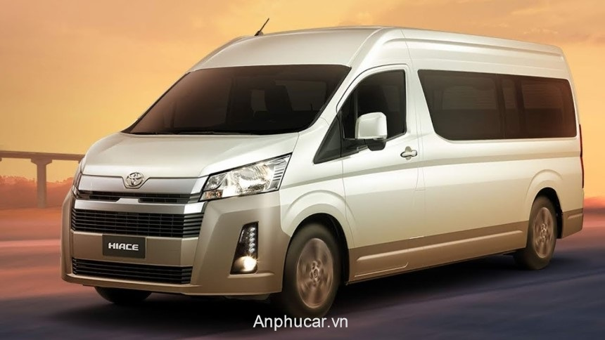 Toyota Hiace 2020 Tong Quan