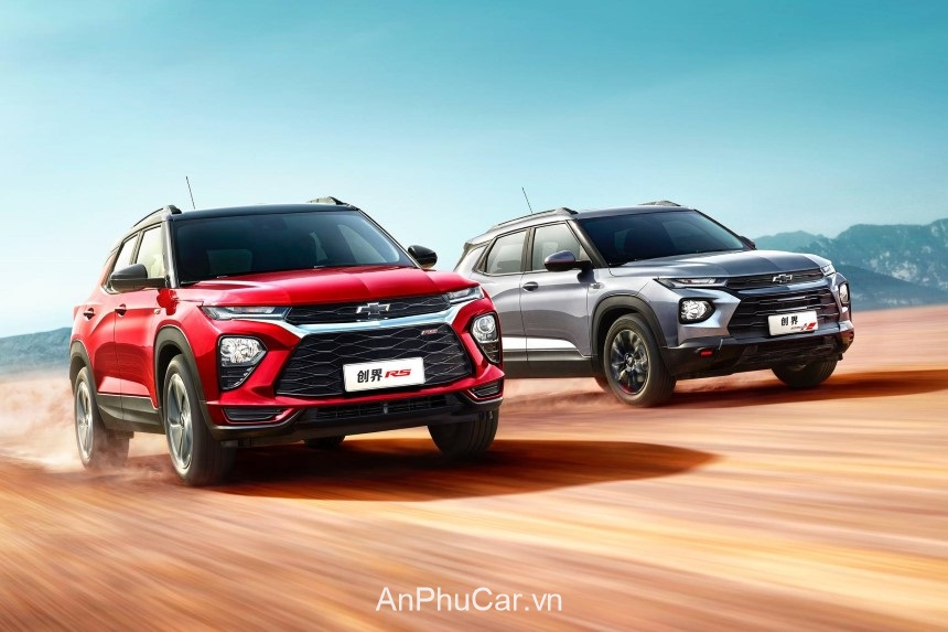Gia Chevrolet Trailblazer 2020 Dong Co