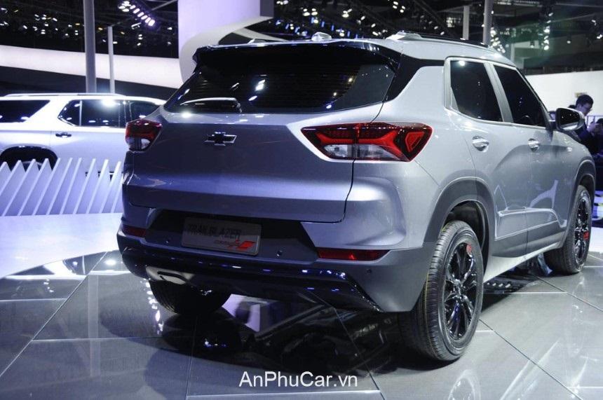 Gia Chevrolet Trailblazer 2020 Duoi Xe