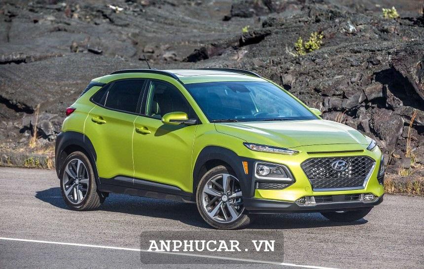 Hyundai Kona 2020 Mau Vang