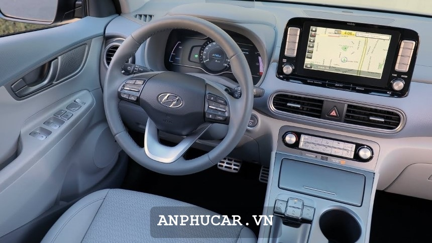 Hyundai Kona 2020 Noi That