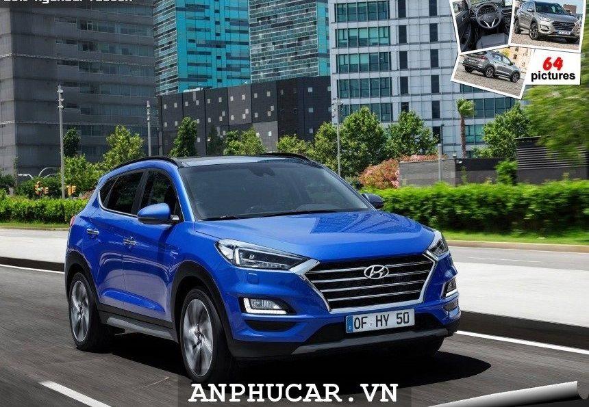 Hyundai Tucson 2020 Dac Biet Dau Xe