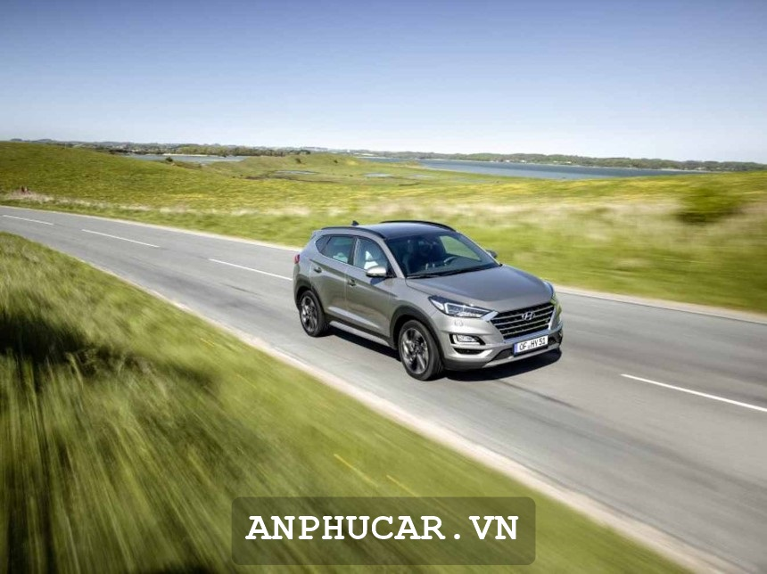 Hyundai Tucson 2020 Dac Biet Mau Bac