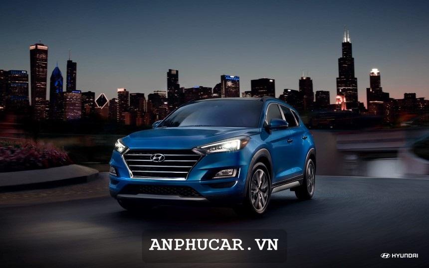 Hyundai Tucson 2020 Dac Biet Than Xe