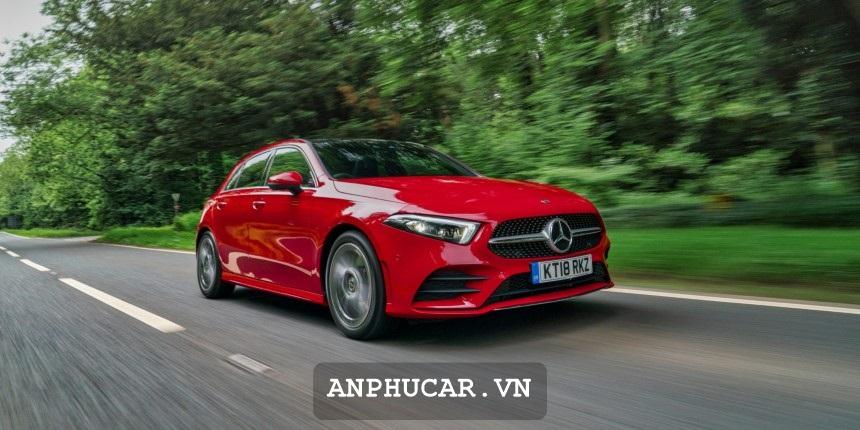 Mercedes A250 Mau Do