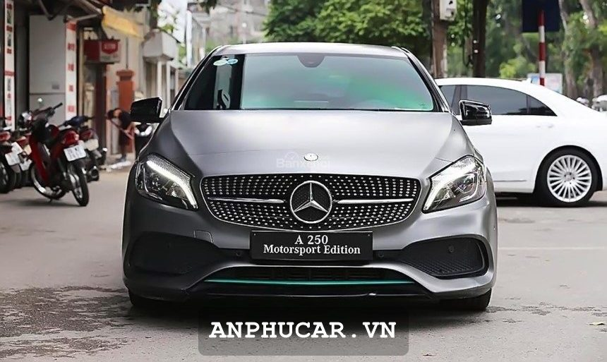 Mercedes A250 Mau Xam