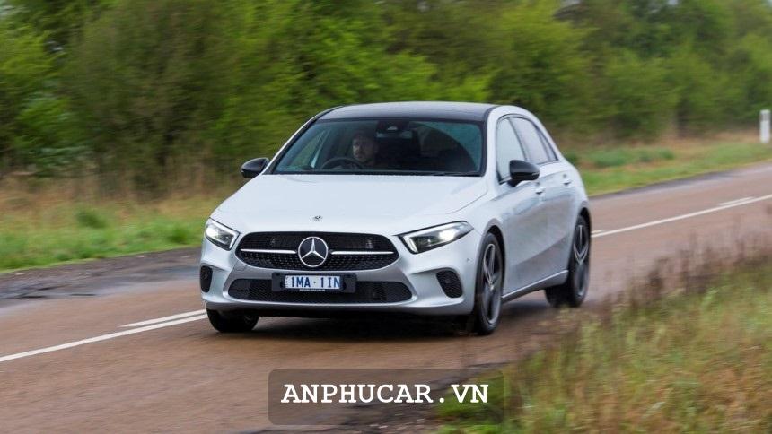 Mercedes A250 Ngoai That