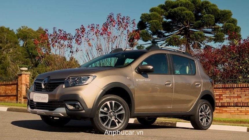 Renault Sandero Stepway 2020 Dau Xe