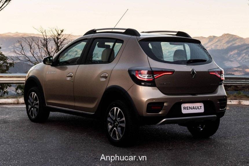 Renault Sandero Stepway 2020 Duoi Xe