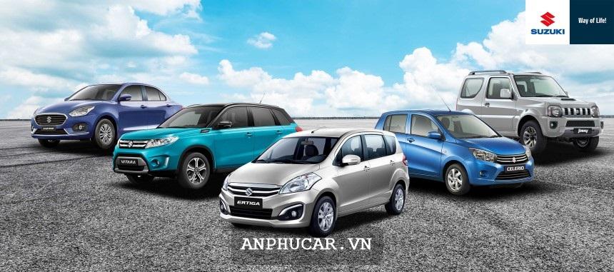 Suzuki Celerio 2020 Ngoai That