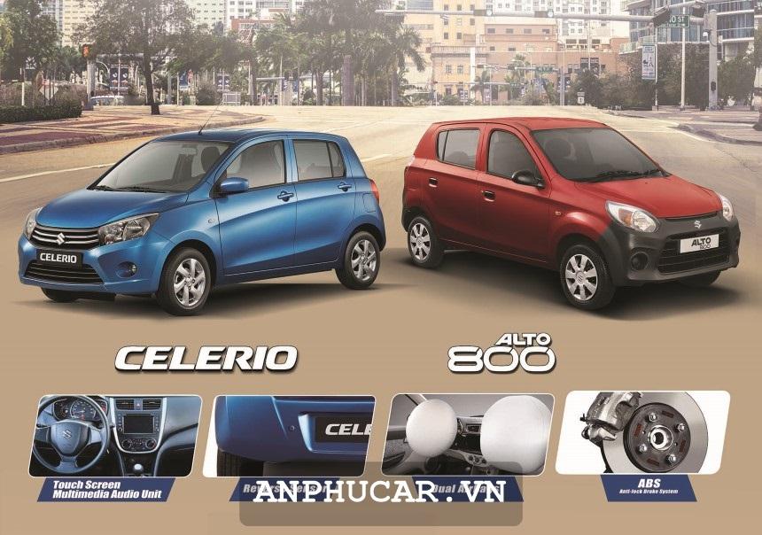 Suzuki Celerio 2020 Tinh Nang