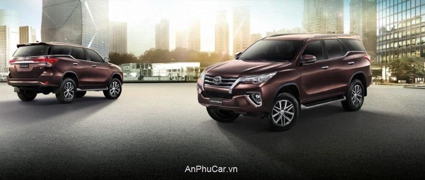 Danh Gia Toyota Fortuner 2020 Tong Quan