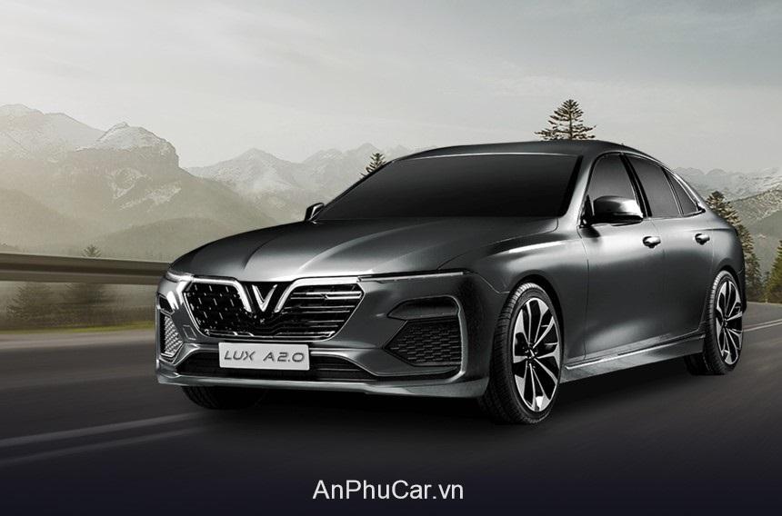 Gia Xe Vinfast Lux A2.0 2020 Dau Xe