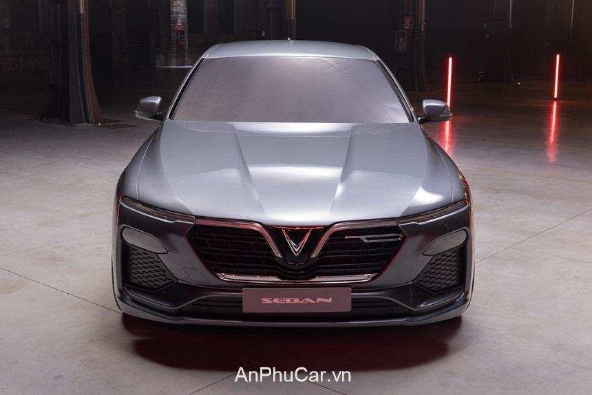 Vinfast Lux A2.0 2020 Mau Den