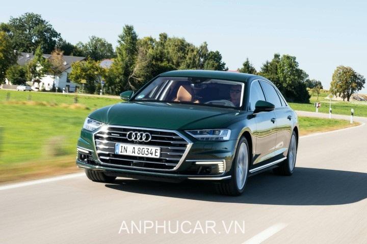Cập nhật mới nhất bảng giá xe Audi tất cả các dòng