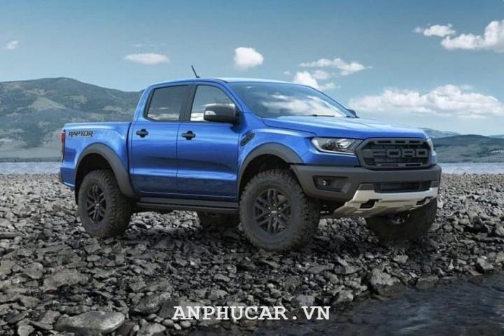 Ford Ranger Raptor 2020 khuyen mai