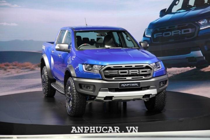 Ford Ranger Raptor 2020 thiet ke