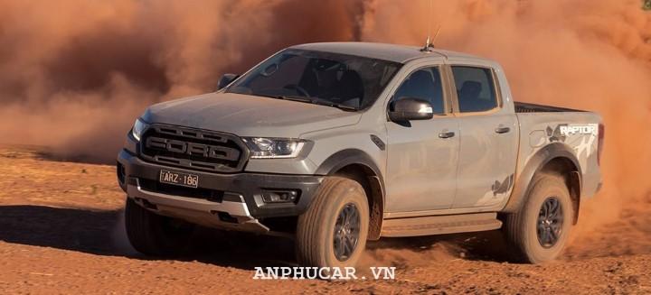 Ford Ranger Raptor 2020