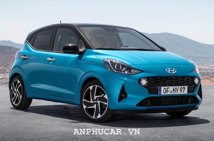 Hatchback 2020 Hyundai Grand i10
