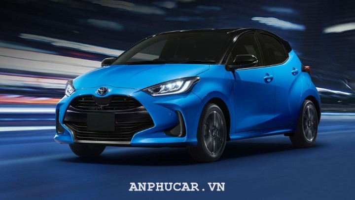 Hatchback 2020 Toyota Yaris