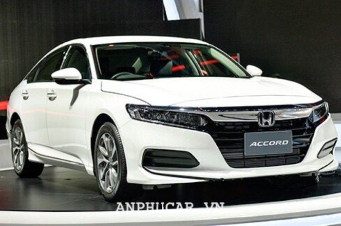 Honda Accord 2020 mẫu xe hiện đại và đầy tính thể thao