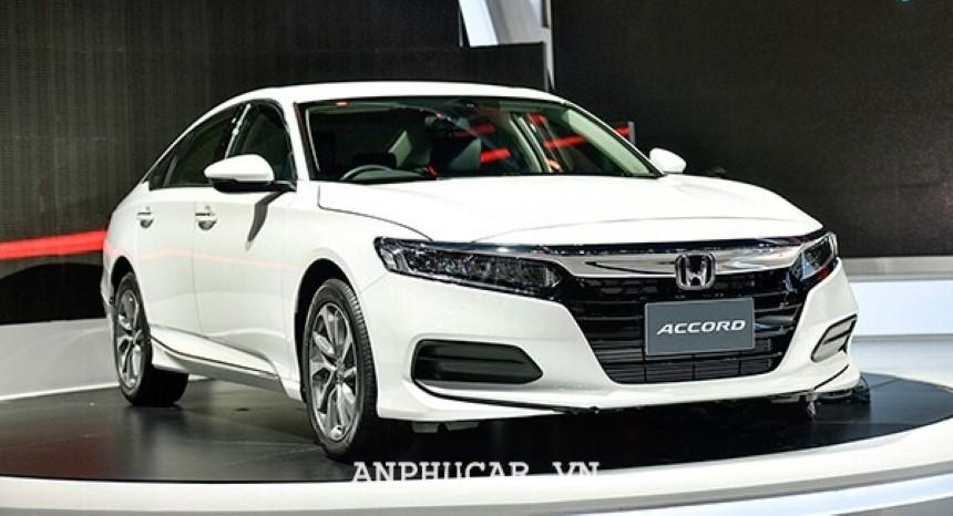 Honda Accord 2020 danh gia xe