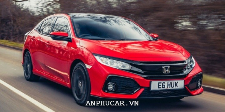 Honda Civic 2020 Facelift gia bao nhieu