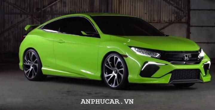 Honda Civic 2020 Facelift thong so chi tiet