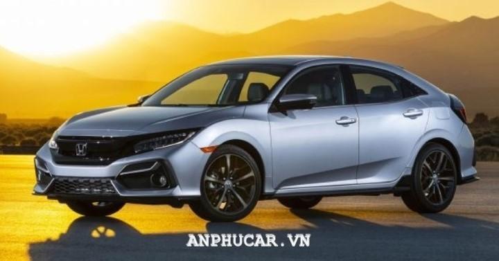 Honda Civic 2020 Facelift vua ra mat