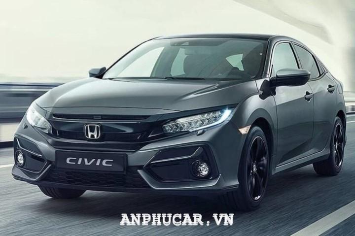 Honda Civic 2020 Facelift