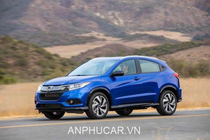 Đánh giá chi tiết mẫu xe Crossover hạng B Honda HR-V 2020