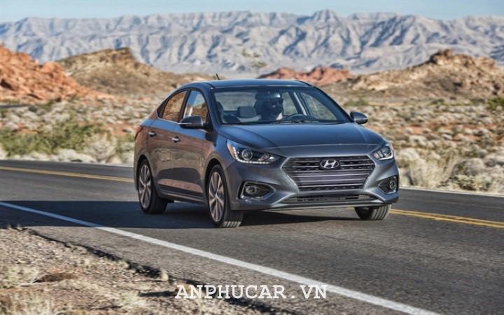 Hyundai Accent 2020 bao nhieu