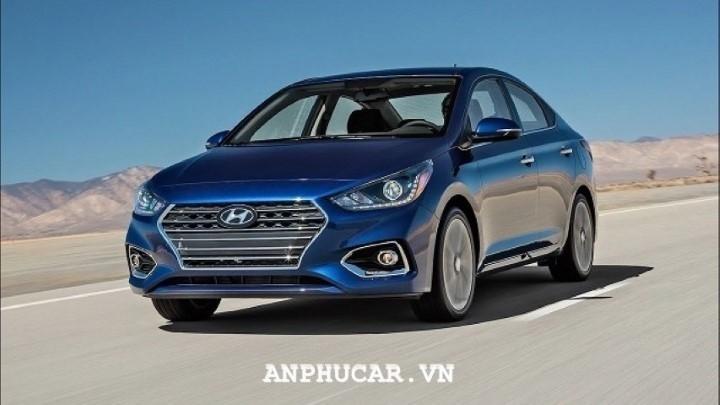 Hyundai Accent 2020 gia lan banh