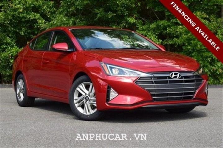 Hyundai Elantra 2020 gia ban