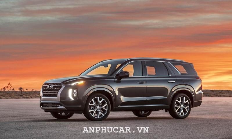 Hyundai Palisade 2020 danh gia