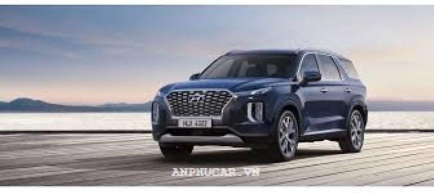 Hyundai Palisade 2020 kha nang van hanh