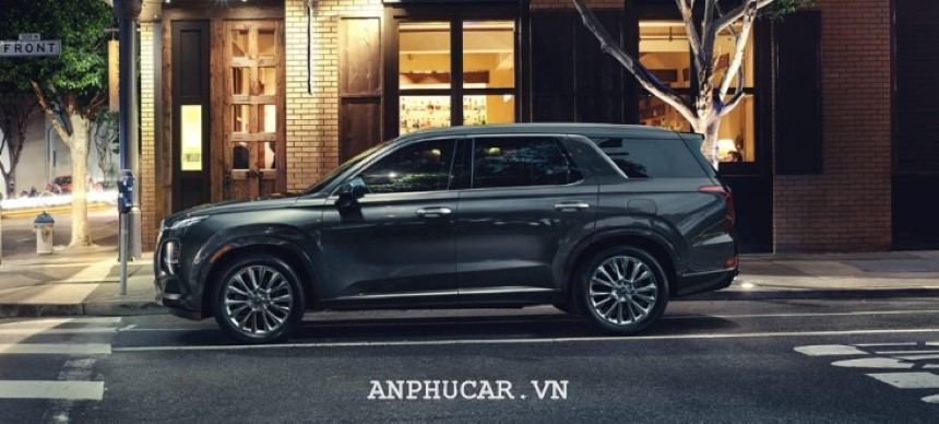 Hyundai Palisade 2020 khuyen mai