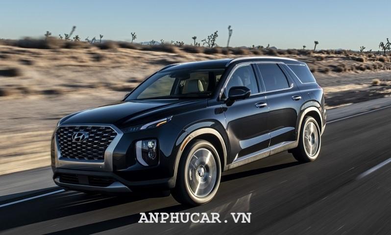 Hyundai Palisade 2020 thiet ke