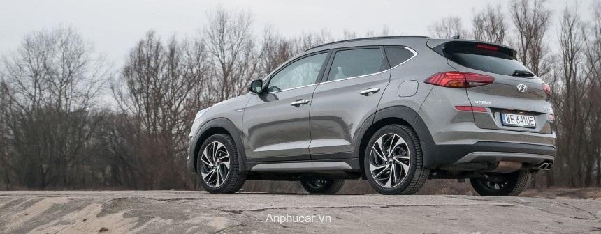 Hyundai Tucson 2020 Ngoai That