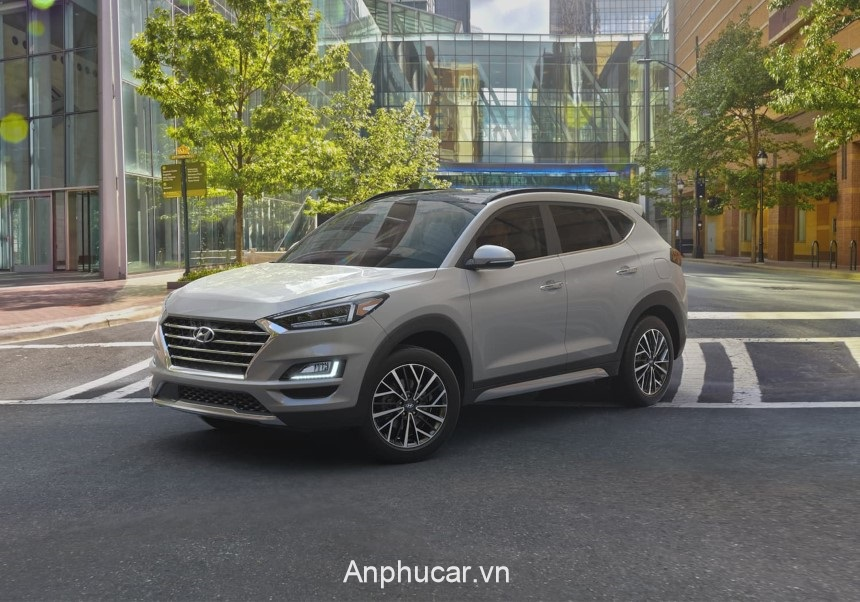 Hyundai Tucson 2020 Tong Quan