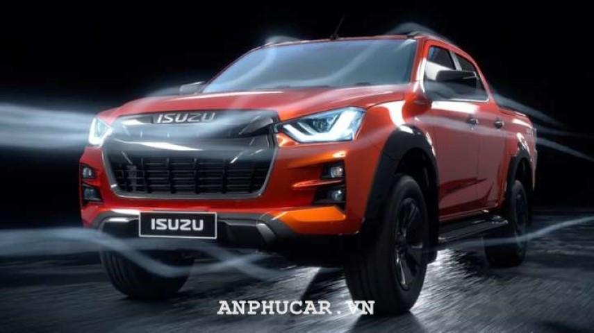 Isuzu D-Max 2020 kha nang van hanh