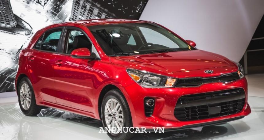 KIA Rio 2020 khuyen mai mua xe