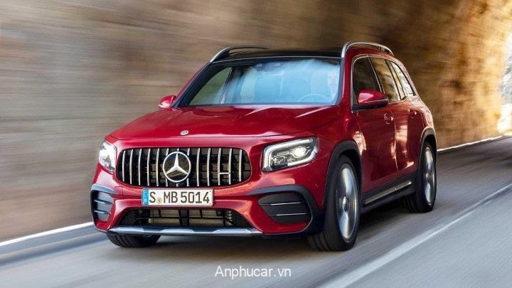 Mercedes-AMG GLB 35 2020 Tong Quan
