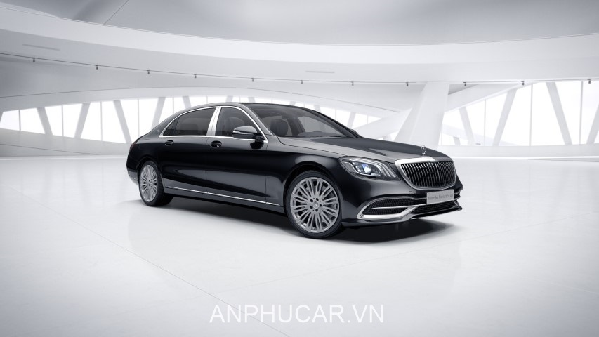 Mercedes-Benz Maybach S450 4Matic