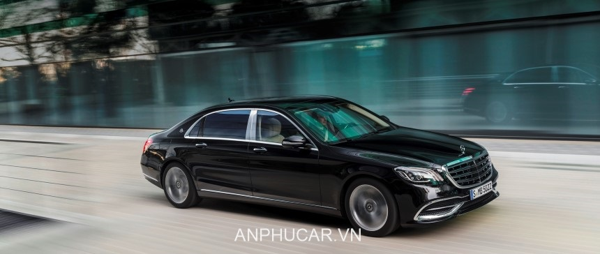 Mercedes-Benz Maybach S560 4Matic