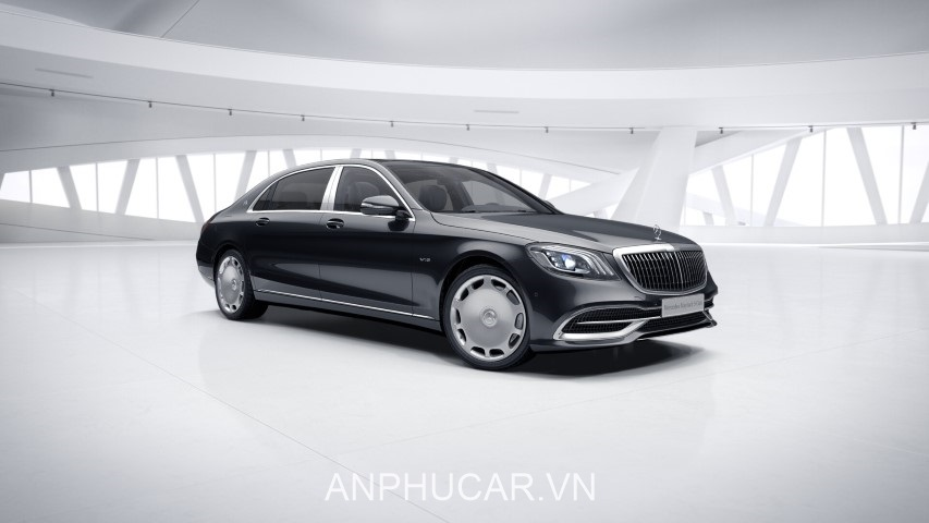 Mercedes-Benz Maybach S650