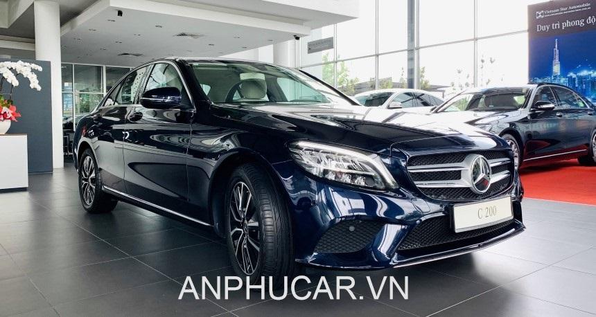 Mercedes C200 2020 Than Xe