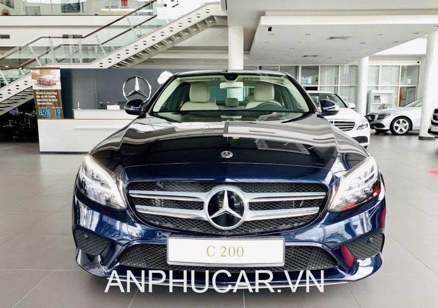 Mercedes C200 2020 dauu xe
