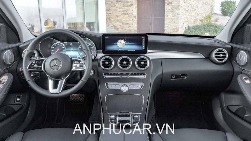 Mercedes C200 2020 noi that