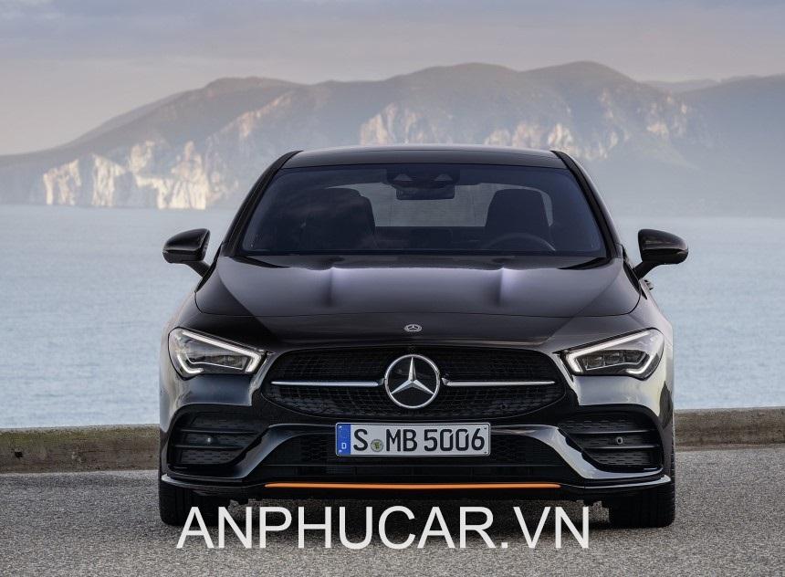 Mercedes CLA 250 4MATIC dau xe